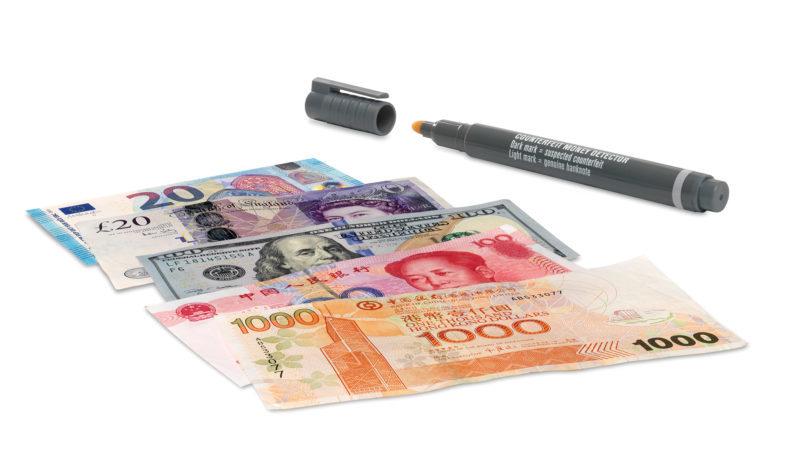 Détection de faux billets