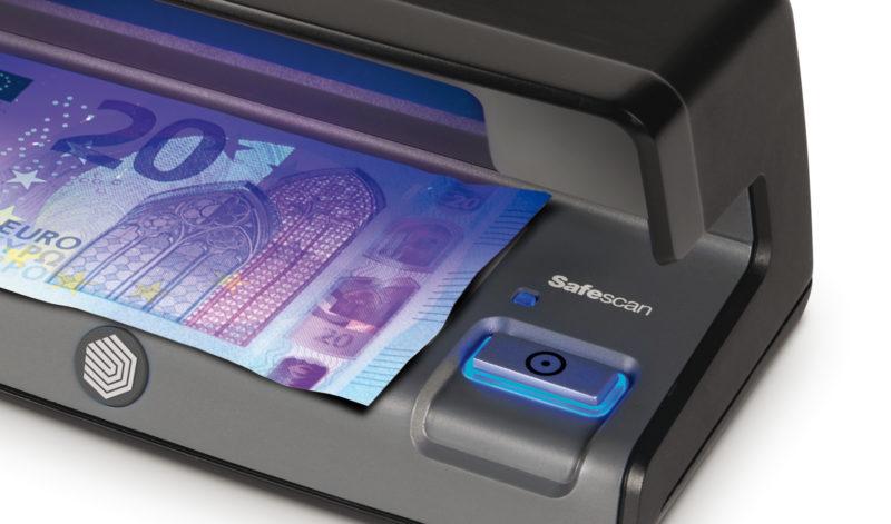 Détection de faux billets SAFESCAN