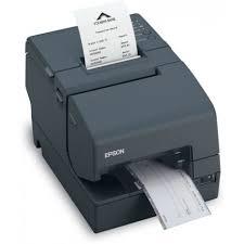 Imprimante multifonctions Epson TMH 6000 (tickets, chèques et factures)