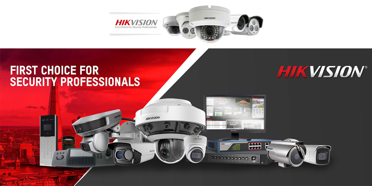 Système d'alarmes et de télésurveillances HIK VISION
